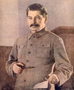 Исаак израилевич портрет и сталина