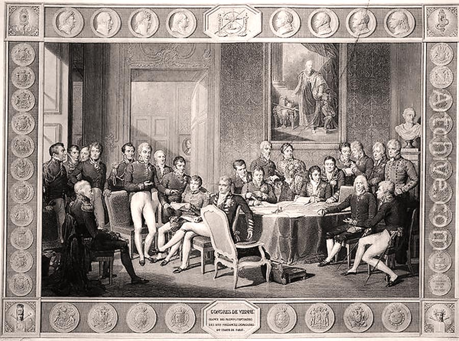 congress of vienna The congress of vienna was opened on october 1, 1814, following the fall of napoleon bonaparte's grand armeé and his abdication earlier in that year all european states were summoned to the.
